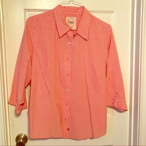 Izod Women's button up shirt